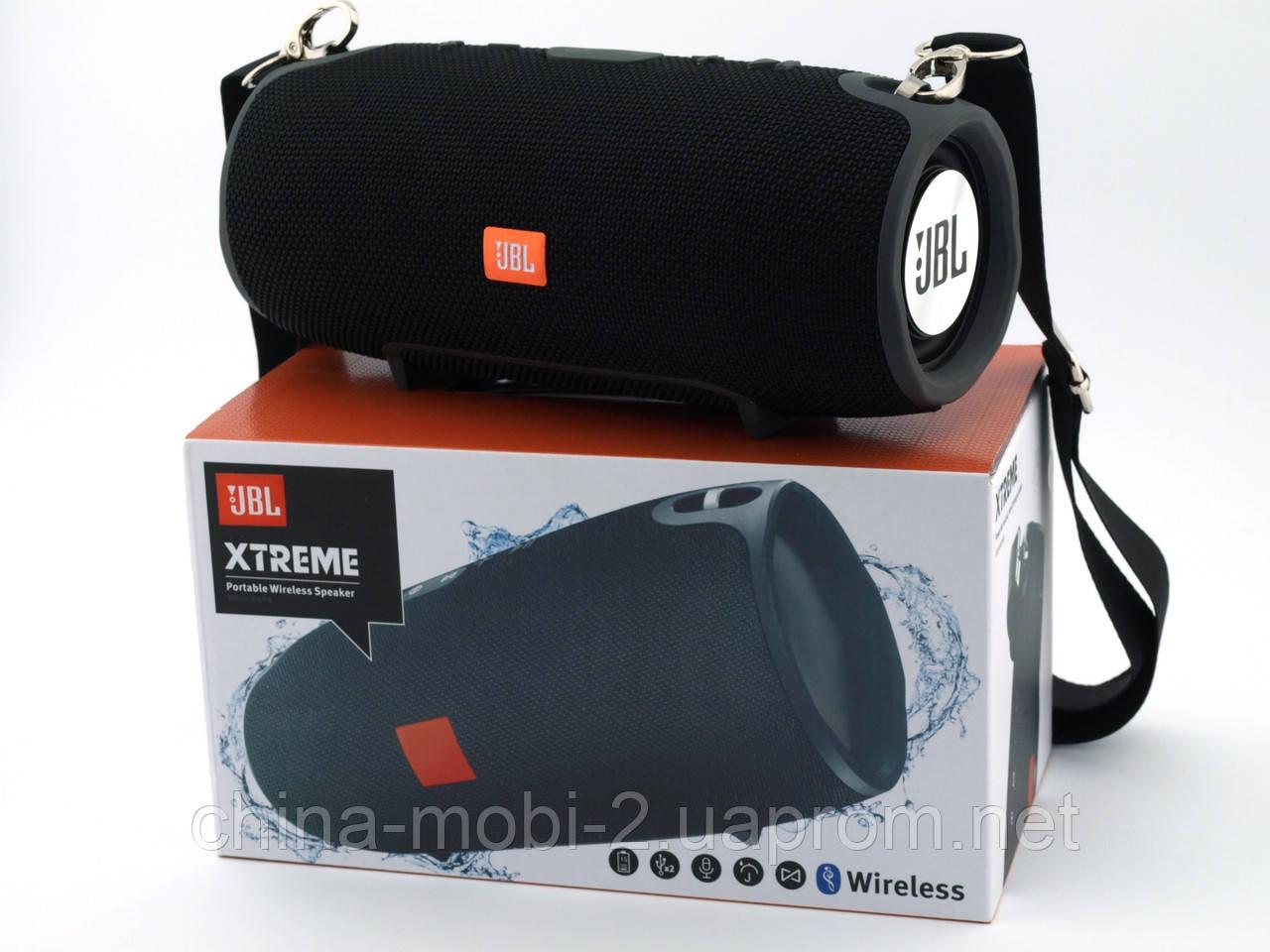 JBL XTREME 13 small копия, портативная колонка 40W с Bluetooth FM MP3, черная