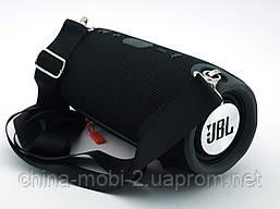 JBL XTREME 13 small копия, Bluetooth колонка 40W с FM MP3, черная, фото 2