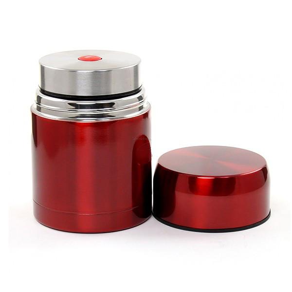 Термос пищевой 0,75 л. BG 6024 (красный)