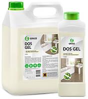 Дезинфицирующий чистящий гель DOS GEL 5 кг Grass