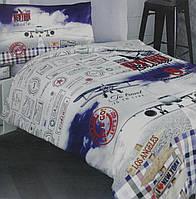 Детское постельное белье Casa de Lux - полуторный
