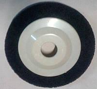 Полірувальний круг пресований пінчастий d125 мм сірий Р120 на болгарку