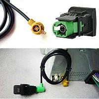 USB кабель с кнопкой для RCD510 RNS315 Volkswagen Golf Jetta