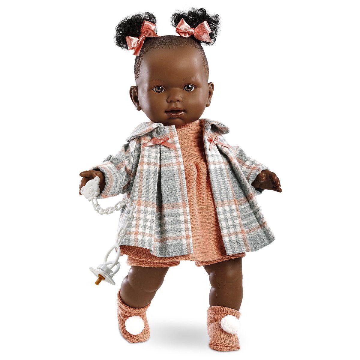 Кукла испанская Николь интерактивная 42 см Llorens 42638