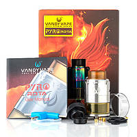 Vandy Vape Pyro 24 RDTA - обслуживаемый бакомайзер (клон)