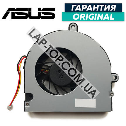 Вентилятор кулер для ноутбука ASUS  K73BY, K73TA, K73TK, X53U, 13GN5C10P060-1, , фото 2