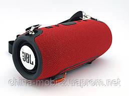 JBL XTREME 13 small Bluetooth колонка 40W с FM MP3 копия, красная, фото 3