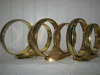 Свадебные кольца на магните на свадебную машину