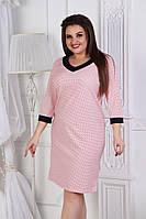 Нарядное женское платье Наталья в размерах 50-56, фото 1