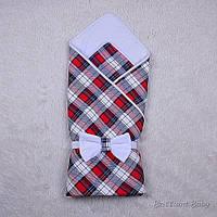 Летний конверт-плед Scotland, фото 1