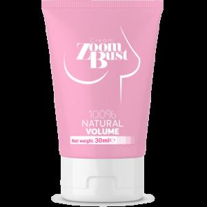 ZoomBust (ЗумБуст) – крем для увеличения груди. Цена производителя. Фирменный магазин.