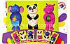 Логическая игра для малышей!собери животное!пазлы на магнитах