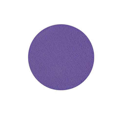 Косметичний спонж коло фіолетовий QS-135