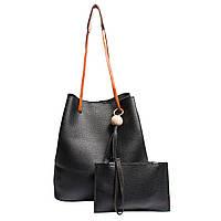 Женская сумка на кнопку УСС7334