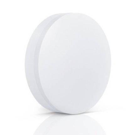 Светодиодный cветильник накладной MAXUS 1-LCL-006-07-C 24W 4100K IP44 круг белый Код.58766, фото 2