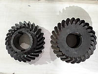 Шестерни вертикальной фрезерной головы вфг 6Р12. z-26