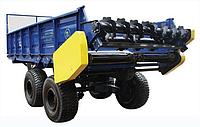 Прицепные тракторные разбрасыватели удобрений ПРТ-10, ПРТ-7, РОУ-6