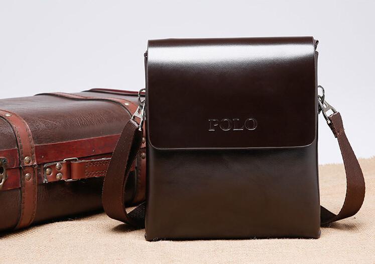 Мужская сумка Polo Vip E9