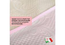 ✅Ортопедический беспружинный матрас  Ультра Флекс  80x190 см. Матролюкс, фото 2