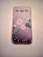 """Чехол """"Бабочки"""" для Samsung 3502"""