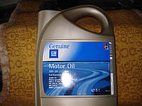 Моторное масло GM 5w-30 5л.