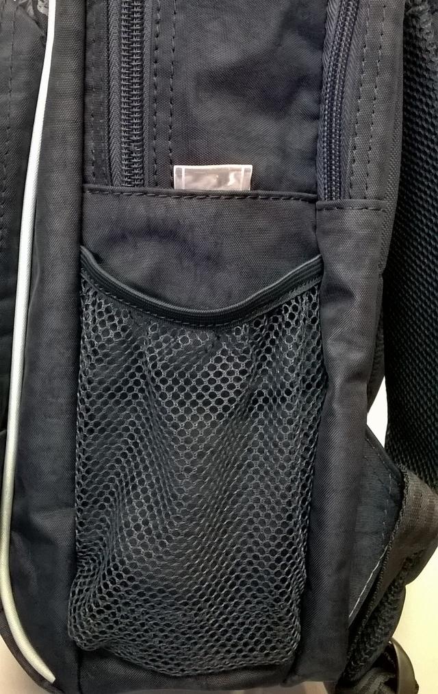боковой карман на резинке