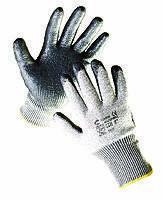 Перчатки защитные от порезов RAZORBILL с модифицированным  стекловолокном, фото 1
