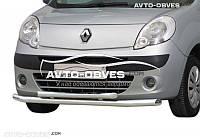 Защитная дуга двойная Renault Kangoo 2008 - … , пр. Турция
