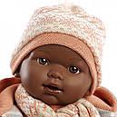 Кукла испанская Зареб интерактивная 42 см Zareb Llorens 42637, фото 2