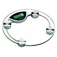 Весы напольные стеклянные ACS 2003А Domotec, электронные весы для дома, хорошие напольные весы электронные