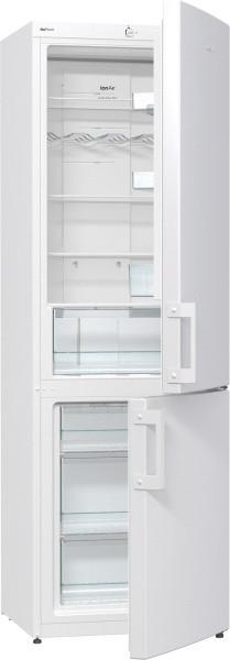 Двухкамерный холодильник Gorenje NRK6191CW