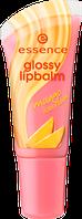 Essence фруктовый блеск для губ glossy lipbalm 05