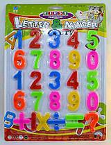 Цифры на магнитах для детей