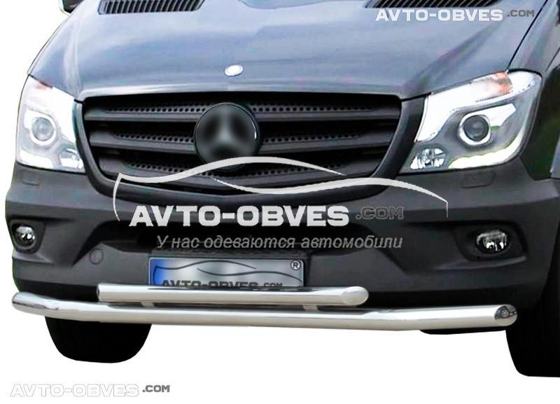 Захисна дуга подвійна Mercedes Sprinter 2013-2018, вироб. Туреччина