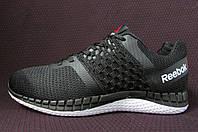 Женские кроссовки Reebok черные 837-1 кожа код 804а, цена 1 070 грн ... da9946f52d6