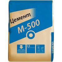Цемент ПЦ-1-М500 50 кг