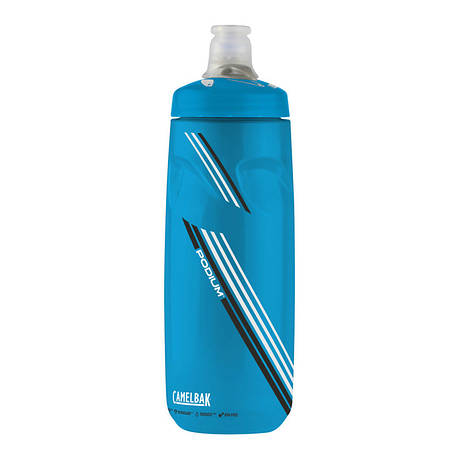 Велосипедная фляга CamelBak Podium 710 ml (24 oz) Breakaway Blue, фото 2