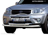 Защитная дуга двойная для Toyota Rav4 2000-2006 , пр. Турция