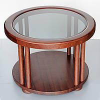Круглый стол из ясеня, фото 1