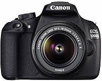 Фотоаппарат Canon EOS 1200D kit (18-55mm ) EF-S DC III, фото 1