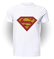 Футболка мужская размер L GeekLand Супермен Superman Эмблема Супермена SU.01.004