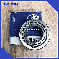 Подшипник роликовый конический 32005 KINEX