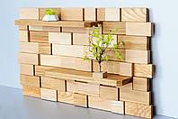 Полка деревянная, фото 1