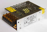 Блок питания MN-120-12 120Вт12В10A Сompact светодиодной ленты