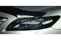 Ford Focus 2008-2010 защита фар прозрачная