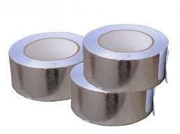 Скотч алюминиевый ФЛ-50 (50мм, 50мм, 100мм)