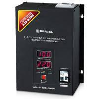 Стабілізатор REAL-EL WM-5\/130-320V (EL122400004)