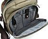 Бежевая мужская сумка Top Power 9129-02, фото 6