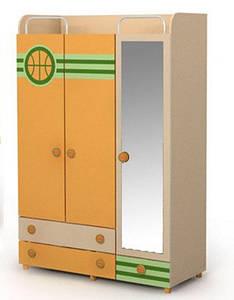Трехдверный шкаф Bs-03 Active