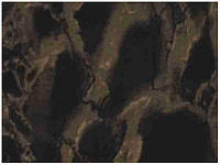 Самоклейка, 15 метров в рулоне, Hongda 45 cm Пленка самоклеящая,, под черный мрамор